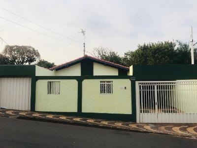 Casa a venda no bairro jardim Santa Rosa