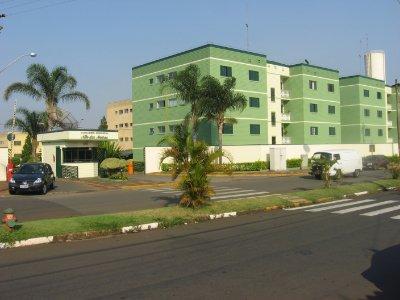 Apartamento próximo da Escola ANGLO